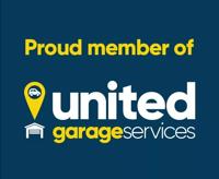 United garage services logo